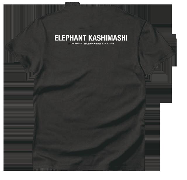 Set List Tシャツ(黒)