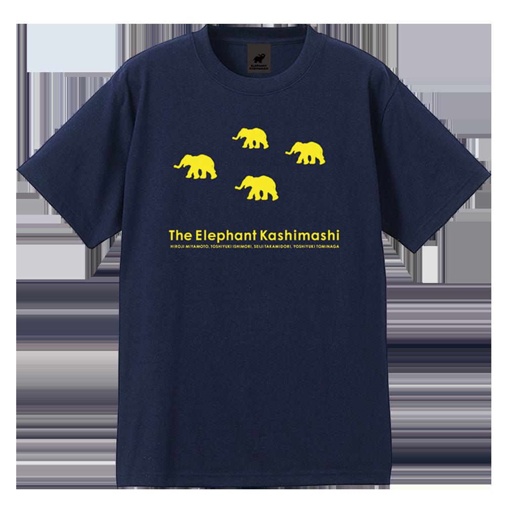 THE ELEPHANT Tシャツ