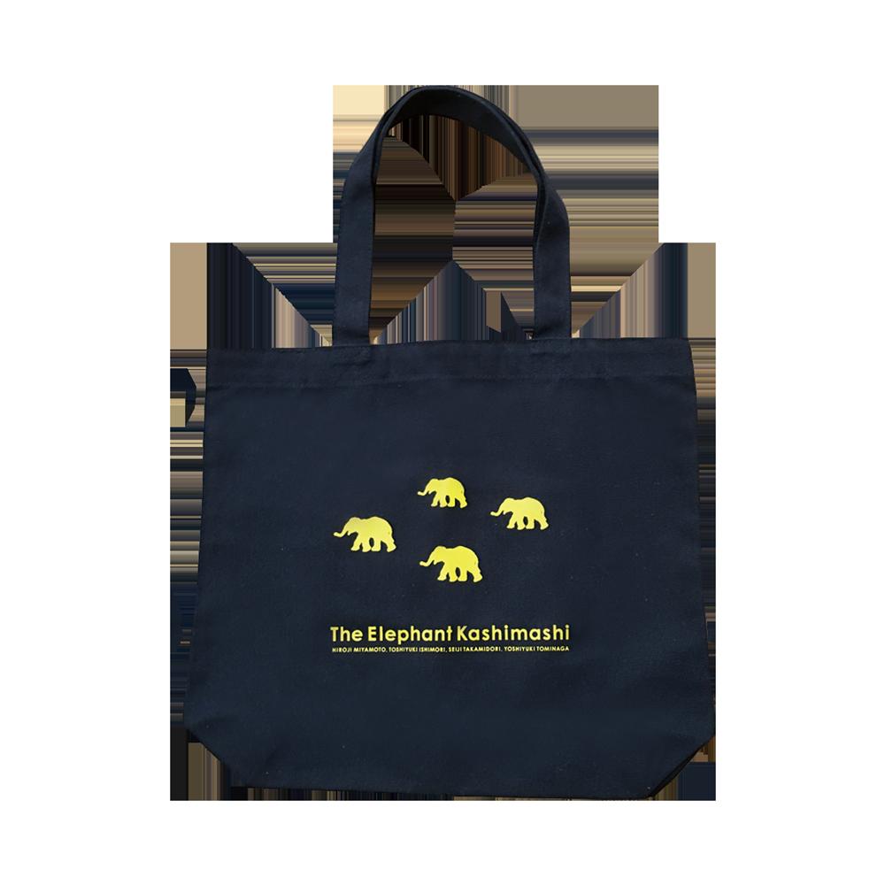 THE ELEPHANT キャンバストートバッグ