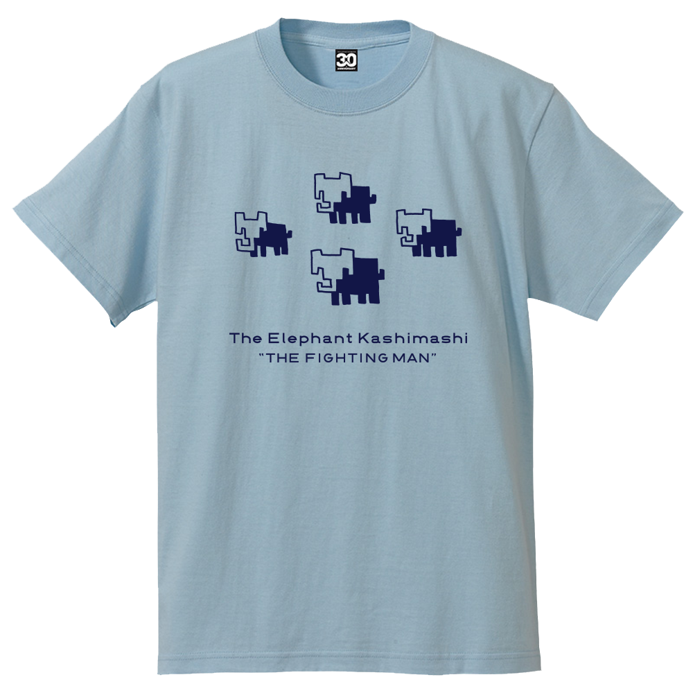 ELEPHANT FIGURE Tシャツ