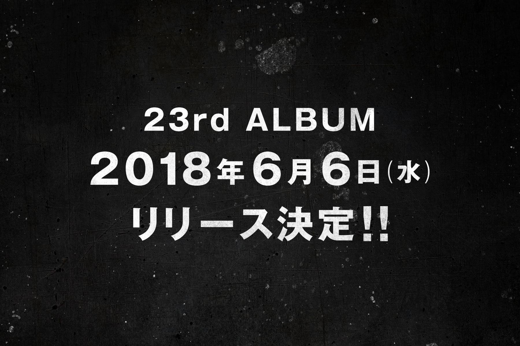 ALBUMリリース