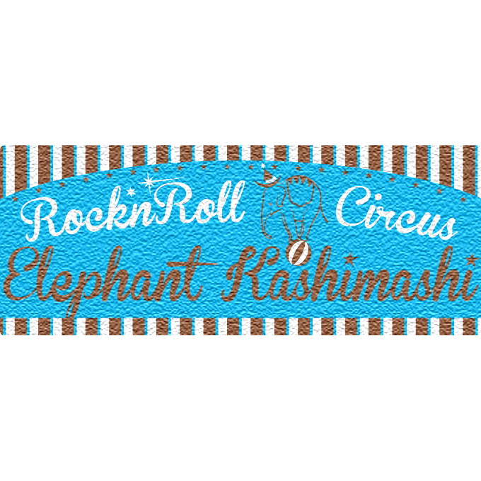 Rock'n'Roll Circus スポーツタオル(冬FES ver.)